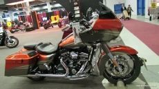 2013 Harley-Davidson Touring CVO Road Glide Custom at 2013 Montreal Motorcycle Show