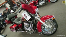 2013 Harley-Davidson Touring Electra Glide Classic at 2013 Montreal Motorcycle Show