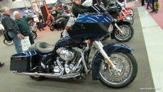 2013 Harley-Davidson Touring Road Glide Custom at 2013 Montreal Motorcycle Show