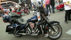 2013 Harley-Davidson Touring Road Glide Ultra Custom at 2013 Montreal Motorcycle Show