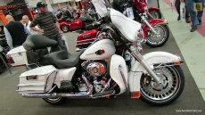 2013 Harley-Davidson Touring Ultra Classic Electra Glide at 2013 Montreal Motorcycle Show