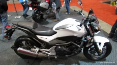 2013 Honda NC700S at 2013 Toronto Motorcycle Show