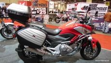 2013 Honda NC700X at 2013 Toronto Motorcycle Show