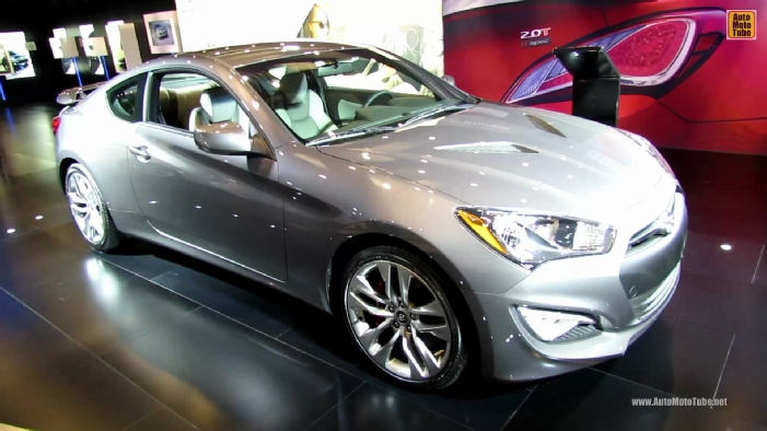2013 hyundai genesis coupe 2 0t r spec at 2013 toronto auto show 1175593. Black Bedroom Furniture Sets. Home Design Ideas