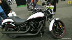2013 Kawasaki Vulcan 900 Custom Special Edition at 2013 Montreal Motorcycle Show