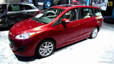 2013 Mazda 5 Grand Touring at 2013 Detroit Auto Show