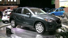 2013 Mazda CX-5 at 2012 Montreal Auto Show