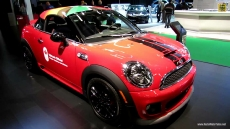 2013 Mini John Cooper Works Coupe at 2013 Montreal Auto Show