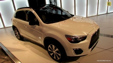 2013 Mitsubishi Outlander Sport at 2012 Los Angeles Auto Show