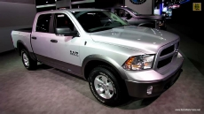 2013 RAM 1500 Outdoorsman at 2013 Detroit Auto Show