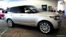 2013 Range Rover Supercharged at 2013 Ottawa Auto Show