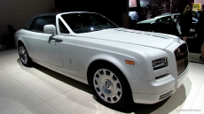 2013 Rolls-Royce Phantom Drophead Coupe at 2013 NY Auto Show