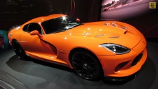 2014 SRT Viper TA Time Attack at 2013 NY Auto Show