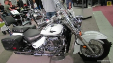 2013 Suzuki Boulevard C50T at 2013 Montreal Motorcycle Show