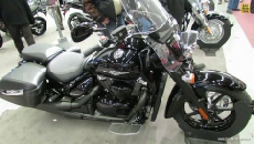 2013 Suzuki Boulevard C90T at 2013 Montreal Motorcycle Show