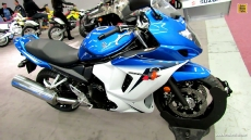 2013 Suzuki GSX-650F at 2013 Montreal Motorcycle Show