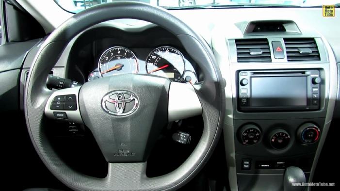 2013 Toyota Corolla Le Silver Marlin Car Autos Post