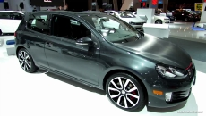 2013 Volkswagen Golf GTI at 2013 Toronto Auto Show