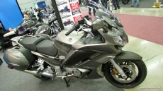 2013 Yamaha FJR1300 at 2013 Montreal Motorcycle Show