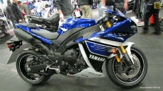 2013 Yamaha YZF-R1 at 2013 Montreal Motorcycle Show