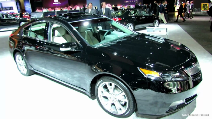 2014 acura tl sh awd at 2013 los angeles auto show. Black Bedroom Furniture Sets. Home Design Ideas