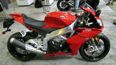 2014 Aprilia RSV4 APRC at 2013 New York Motorcycle Show