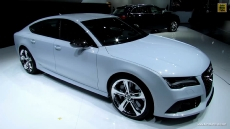 2014 Audi RS7 - Debut at 2013 Detroit Auto Show