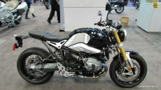 2014 BMW NineT at 2013 New York Motorcycle Show