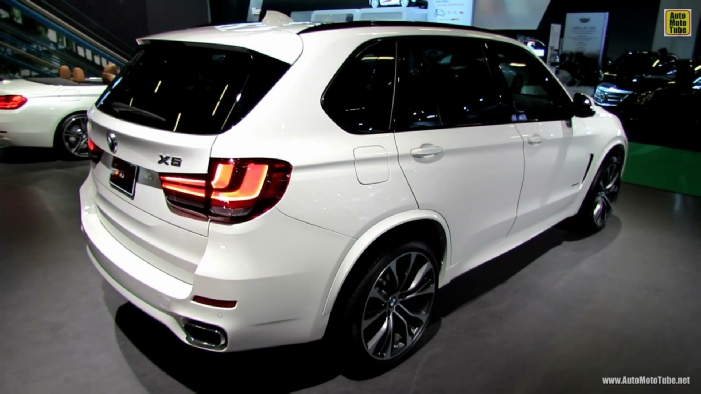 2014 bmw x5 35i xdrive m sport line at 2014 montreal auto show publicscrutiny Choice Image