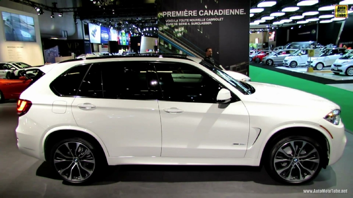 2014 bmw x5 35i xdrive m sport line at 2014 montreal auto show wallpapers publicscrutiny Choice Image