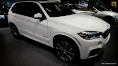 2014 BMW X5 35i xDrive M-Sport Line at 2014 Montreal Auto Show