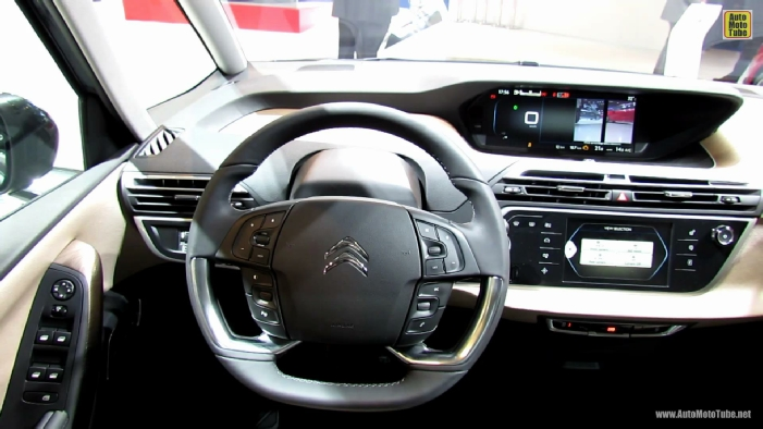 Citroen grand c4 picasso interior pictures to pin on pinterest pinsdaddy - C4 picasso interior ...