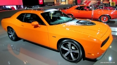 2014 Dodge Challenger Shaker at 2013 Los Angeles Auto Show