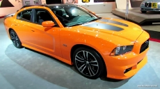 2014 Dodge Charger SRT Super Bee at 2013 Los Angeles Auto Show