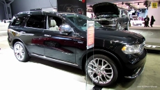 2014 Dodge Durango Citadel at 2013 NY Auto Show