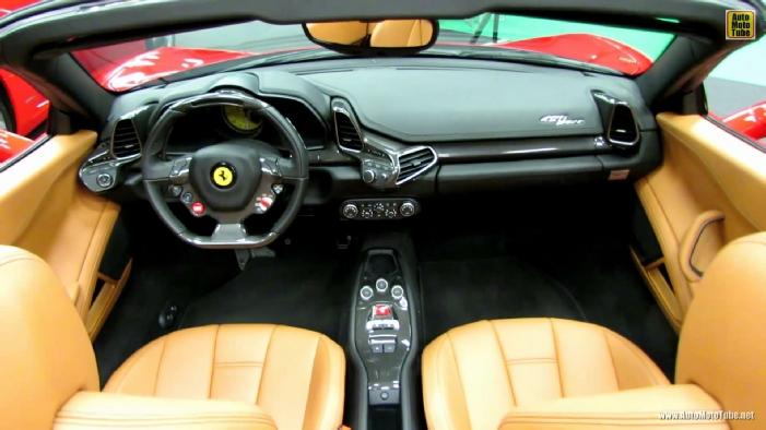 Ferrari 458 Italias Interior By Carlex Design Ferrari 458 Italia