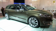 2014 Ford Vognale Wagon at 2013 Frankfurt Motor Show