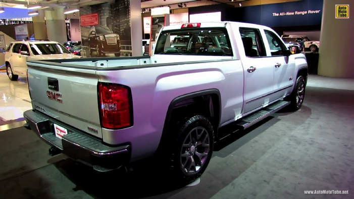 2014 gmc sierra all terrain at 2013 toronto auto show. Black Bedroom Furniture Sets. Home Design Ideas