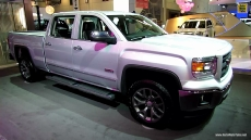 2014 GMC Sierra All Terrain at 2013 Toronto Auto Show