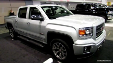 2014 GMC Sierra All Terrain at 2013 Ottawa Auto Show
