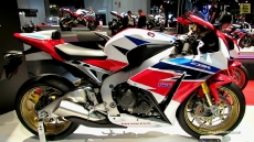 2014 Honda CBR1000RR Fireblade SP at 2013 EICMA Milan Motorcycle Exhibition