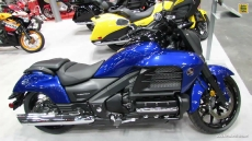 2014 Honda Valkyrie at 2013 New York Motorcycle Show