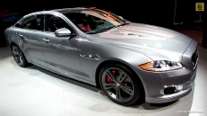 2014 Jaguar XJL-R Debut at 2013 NY Auto Show