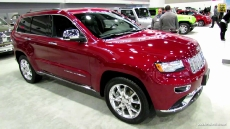 2014 Jeep Grand Cherokee Summit Diesel at 2013 Ottawa Auto Show