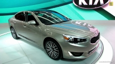 2014 KIA Cadenza at 2013 Detroit Auto Show