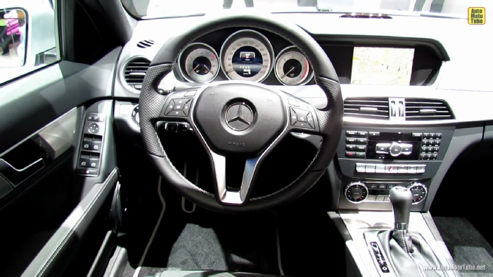 2014 mercedes benz c class c220 diesel at 2013 frankfurt motor show. Black Bedroom Furniture Sets. Home Design Ideas