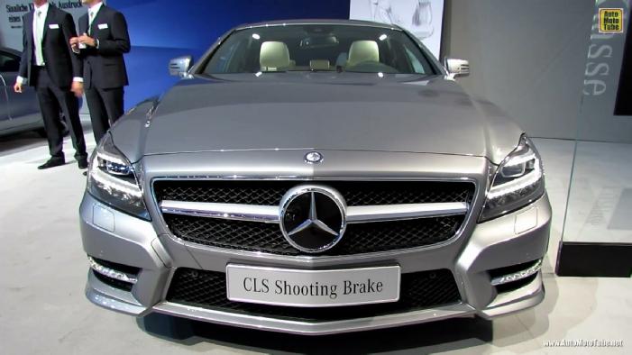 Mercedes Benz Quebec >> 2014 Mercedes-Benz CLS-Class CLS500 Shooting Brake at 2013 Frankfurt Motor Show
