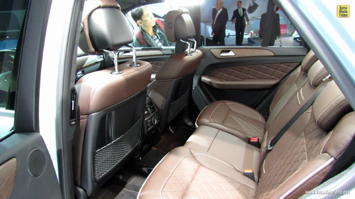 2014 Mercedes Benz Ml Class Ml250 Bluetec At 2013