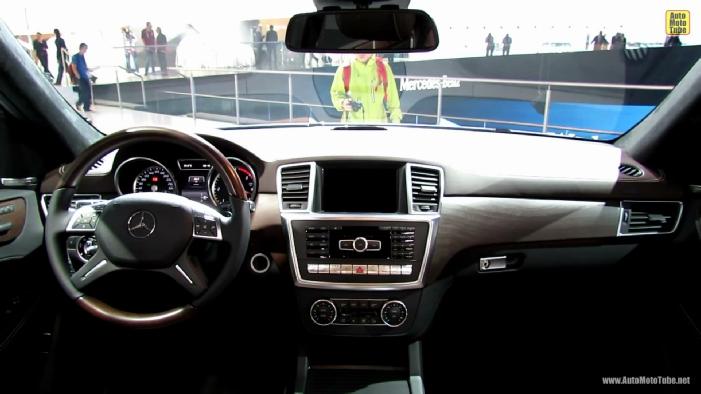 Mercedes Benz Quebec >> 2014 Mercedes-Benz ML-Class ML250 Bluetec at 2013 ...
