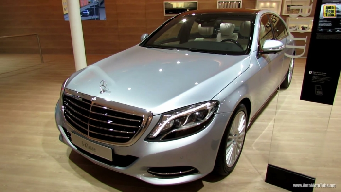 2014 mercedes benz s class s400 hybrid at 2013 frankfurt for 2013 mercedes benz s400 hybrid